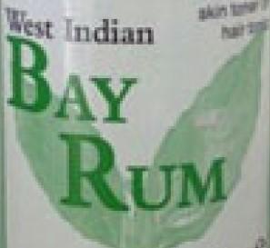 West Indian Bay Rum